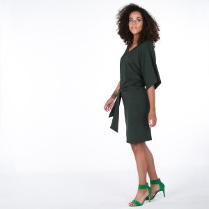 kate dress summer green hemel dress