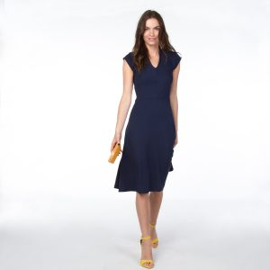 Teddy blauw hemel dress -11